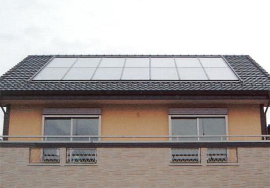 ソーラーハウス